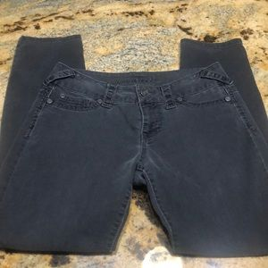 Maurices black jeans